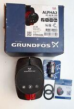 GRUNDFOS ALPHA2 25-40N-130 TAPWATERPOMP RVS NIEUW 97993206