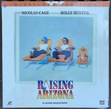 Raising Arizona Laserdisc
