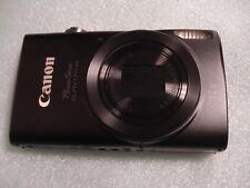 LikeNew Canon PowerShot 170 IS IXUS 170 20MP Digital Camera - Black
