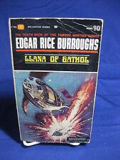 Edgar Rice Burroughs - Llana of Gathol, PB Ballentine, #10 in the Martian series