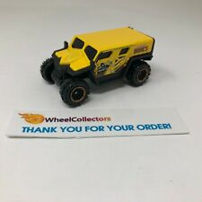 Ghe-O Rescue * Yellow * Matchbox LOOSE * F524
