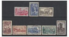 Pictorial Single European Stamps