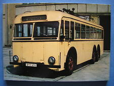 AK Ansichtskarte Postkarte SSW O-Bus Daimler Benz Mercedes BVG Berlin 1945/47