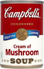 Campbell's Condensato Crema Di Fungo Zuppa 3 X 295g