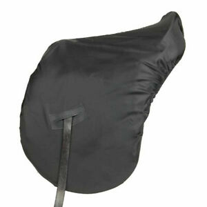 Elico Ride on Waterproof Saddle Cover - Navy - Elasticated
