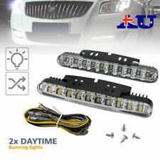 2X 30 LED Car Daylight Driving Light DRL Daytime Running Bright Head Lamp Lights