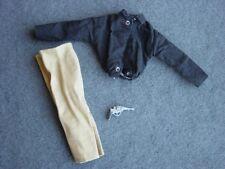 Gi Joe Vintage Secret Mission, Jacket, Pants and Revolver