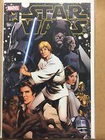 Star Wars #1 Bampf Variant John Cassaday Cover 2015 Marvel Aaron Martin