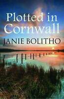 Plotted in Cornwall (The Rose Trevelyan Series), Janie Bolitho Book