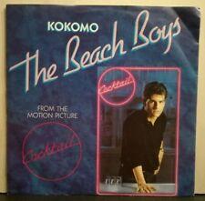THE BEACH BOYS - KOKOMO - LITTLE RICHARD - TUTTI FRUTTI o.s.t COCKTAIL - 45 giri