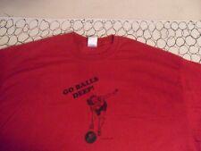 3X- Go Balls Deep T- Shirt