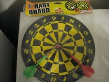 8 inch Dartboard Set with 2 darts
