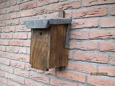 Spatzennistkasten Meisennistkasten Nistkasten für Höhlenbrüter Sperlingskasten