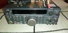 RADIO HF DECAMETRICA 0-30MHZ KENWOOD TS-450 COMPLETA CON TUNER CAVO MICROFONO