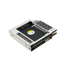 SATA 2nd HDD HD Hard Driver Caddy for 12.7mm CD / DVD-ROM Optical Bay