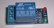 single  Relay board +cables for use with UNO/MEGA Rasberry pi  etc UK stock