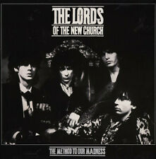 THE LORDS OF THE NEW CHURCH - The Method To Our Madness - 4 Bonus Tracks Version