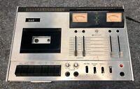 Harman / Kardon HK 2000 vintage Cassette Tape Deck System preamp, Untested