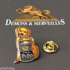 Pin's Folies ***  Demons et Merveilles  Chien dog Friskies buffet