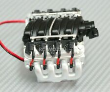 RC 1/10 Scale Accessories V8 ENGINE Motor Cooling Fan Sensor Controlled