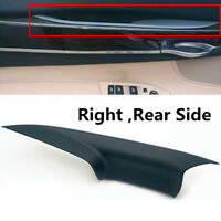 For BMW 7 Series F01 F02 ABS Rear Right Inner Door Panel Handle Pull Trim Cover