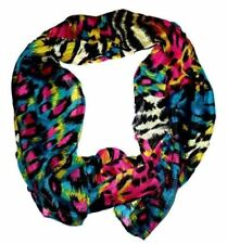 Mehrfarbige Damen-Schals & -Tücher im Kopftuch aus Polyester