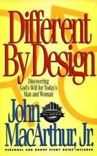 Different by Design: Discovering God's Will for Today's Man and Woman (MacArthu