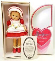 "Effanbee 15"" Patsy Joan Farewell Doll 2001 V5831 Red Dress NRFB"
