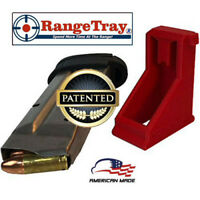 NEW RangeTray Magazine Speed Loader SpeedLoader for S&W M&P Shield 9 9mm RED