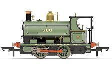 Hornby R3615 Peckett Works Livery 560/1893