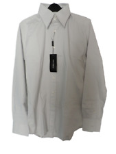 Dolce & Gabbana Gold Fit Shirt Light Grey rrp £265 DH004 UU 11