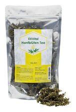 CBD Hanfblüten Tee von EXVital, 50g, THC <0,2%, Cannabis Sativa, lose Hanfblüten