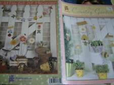 In A Country Garden Painting Book Decorations Using Provo Craft Supplies