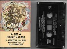 Bim & Connie Kaldor - A Christmas Album - RARE 1985 Cassette Tested - Roy Forbes