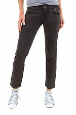 BRAY STEVE ALAN Jeans Hose Jeanshose Damenjeans W25 braun BSA11583
