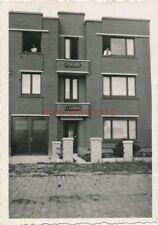 Foto, pension Flandria en Gistel, Bélgica 1940 (n) 19614