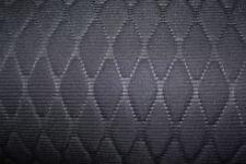 "Black Diamond Patten AUTOMOTIVE HEADLINER UPHOLSTERY FABRIC 3/16"" FOAM BACKING"