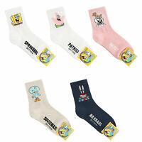 IKEA logo ankle White Socks 5 Pairs set Funny Socks Tracking Number
