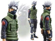 Naruto Shippuuden Hatake Kakashi Grandista Shinobi Relations 28cm Figurine