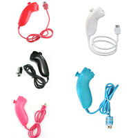 for Nintendo Wii/ Wii U Controller Nunchuck Wii Remote Console Nunchuk Game US