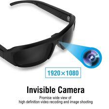 Profi 1080P Sportkamera Sonnenbrille Brille Kamera Eyewear Outdoor Sports NEU