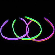 "25 22"" Glow Necklaces TWISTER Light Sticks Free Ship"