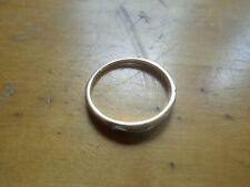 by Garland Sz.8or 8.25 diamond chips ring New ListingVintage 14k yellow Gold 2 gr Band