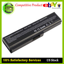 Laptop Battery for Toshiba PA3817U-1BRS 10.8V Li-ion 48WH 6 Cell Computer