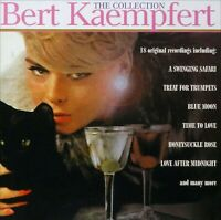 BERT KAEMPFERT *  18 Greatest Hits * New CD * All Original Versions *