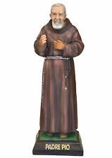Padre Pio resin statue cm. 40 - made in Italy