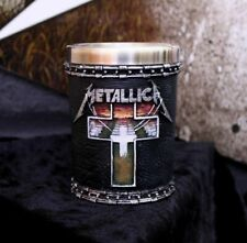 METALLICA MASTER OF PUPPETS SHOT GLASS Offically Licensed 7cm Gift BNIB FREE P+P