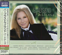 BARBRA STREISAND-PARTNERS-JAPAN BLU-SPEC CD2 F83