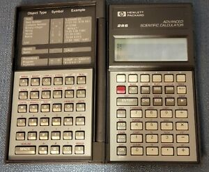 Hewlett Packard HP 28S Advanced Scientific Calculator w/ Batteries
