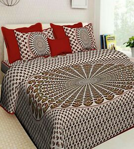100 cotton Peacock feather king size bed sheetset Bedding set Bedroom set stock